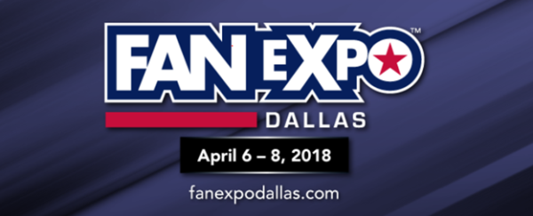 FanExpo Dallas 2018