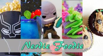 nerdie foodie avengers infinity war