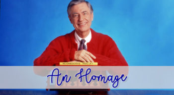 an homage mister rogers