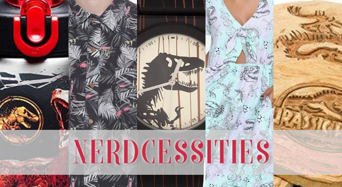 db6e9eba Nerdcessities: Jurassic World Merch - Nerdy Curiosities