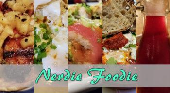 nerdie foodie ace con 2018