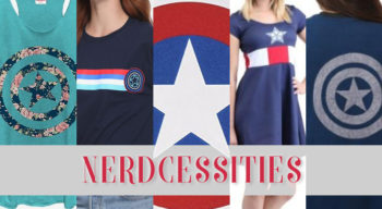 nerdcessities captain america fourth of july