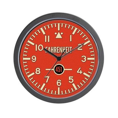 Fahrenheit 451 Merch