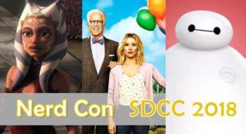SDCC Panels