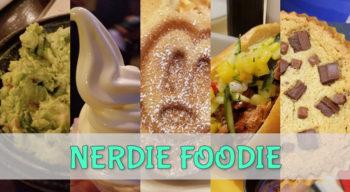 nerdie foodie disneyland 2018