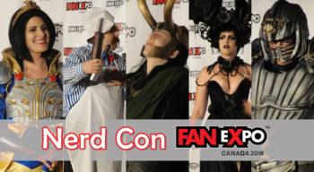 fanexpo canada cosplay
