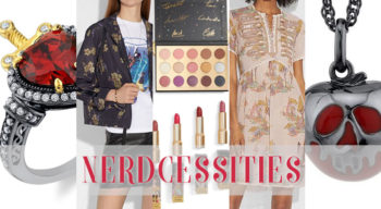 nerdcessities disney designer collection