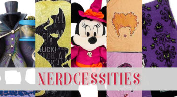 nerdcessities merch disney halloween decor