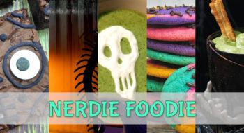 nerdie foodie 25 years of halloween fun