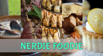 nerdie foodie winter is coming
