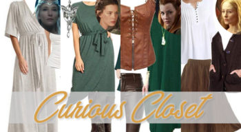 curious closet tolkien fashion