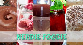nerdie foodie galentine's day 2019