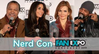 nerd con fanexpo vancouver 2019 panels day 1