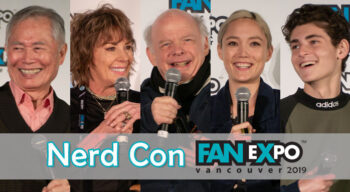 nerd con fanexpo vancouver 2019 panels day 2