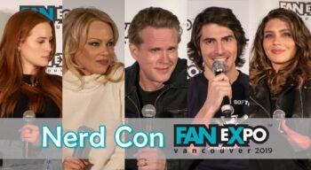 nerd con fanexpo vancouver 2019 panels day 3