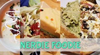 nerdie foodie eccc 2019