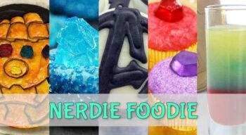 nerdie foodie avengers endgame