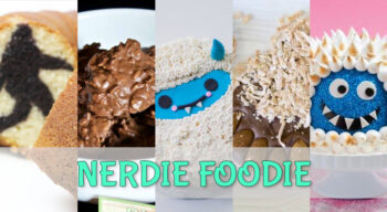 nerdie foodie missing link yeti bigfoot