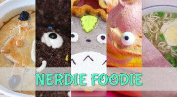nerdie foodie studio ghibli