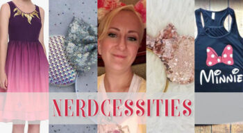 nerdcessities disney world universal look book fashion