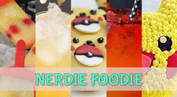 nerdie foodie detective pikachu