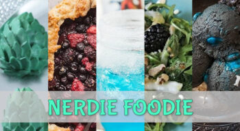 nerdie foodie game of thrones series finale