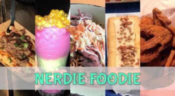 nerdie foodie orlando eats part 1