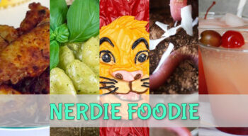 nerdie foodie 25 years of the lion king