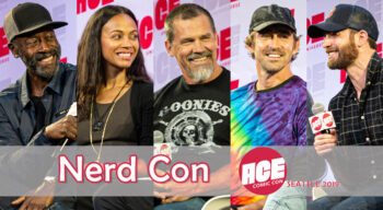 nerd con ace con seattle 2019 panels photo ops