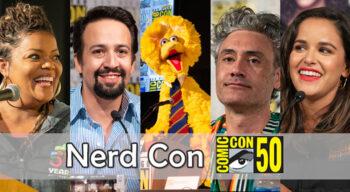 nerd con san diego comic con sdcc 2019 panels