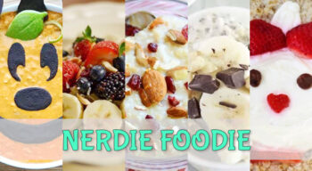 nerdie foodie new year nerd fit oatmeal and porridge