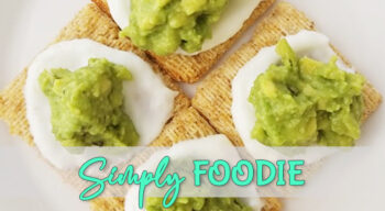 simply nerdie foodie a simple guacamole recipe
