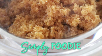 simply nerdie foodie homemade brown sugar recipe