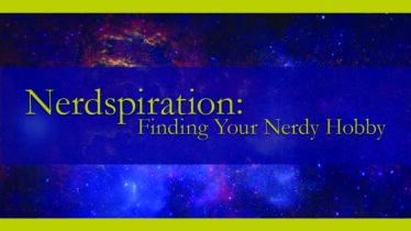 nerdspiration finding your nerdy hobby banner
