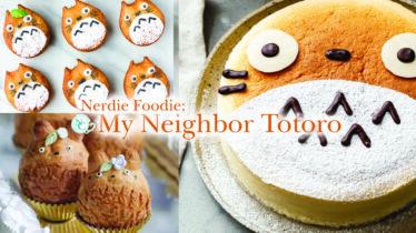 Nerdie Foodie Totoro