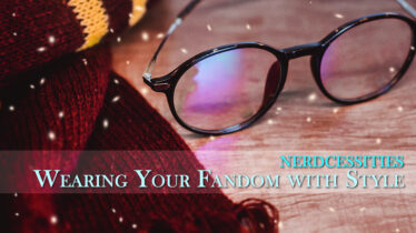 nerdcessities wearing your fandom banner